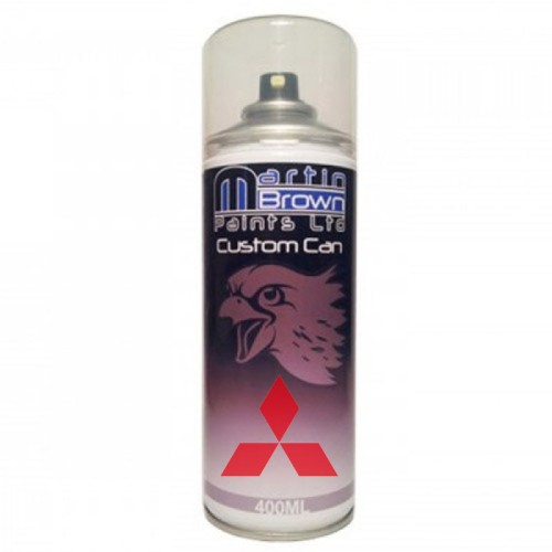 Mitsubishi Aerosol Touch Up Spray Paint 400ml