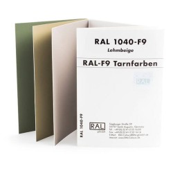 RAL F9 (Camouflage colours, used by Germany's Armed Forces) (3)