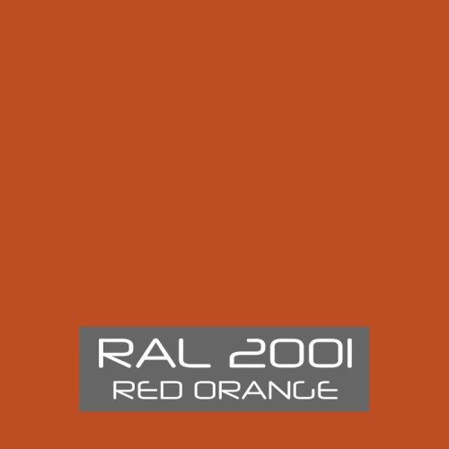 RAL 2001 Touch Up Paint