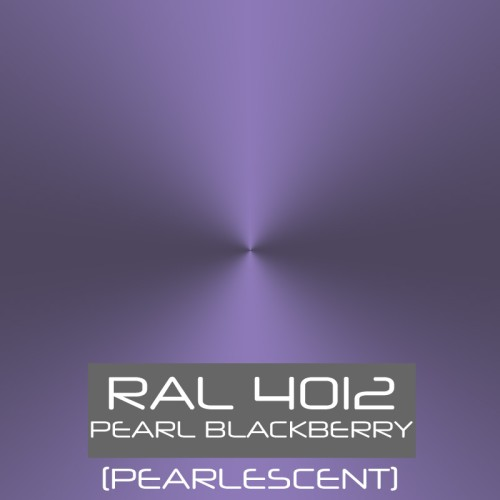RAL 4012 Paint