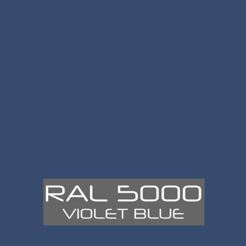 RAL 5000 Paint