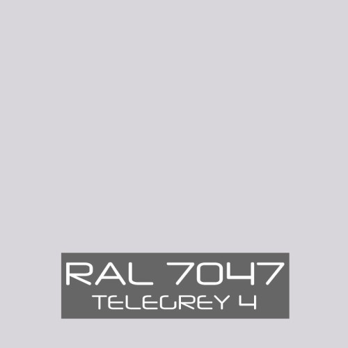 RAL 7047 Touch Up Paint
