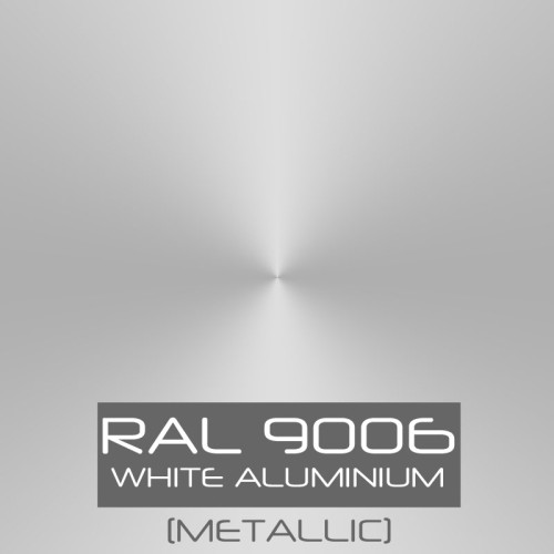 RAL 9006 Paint