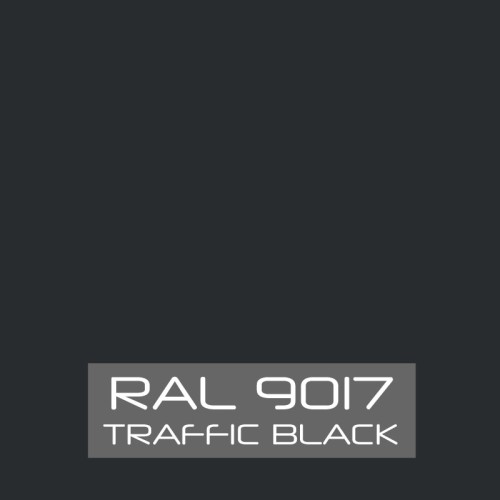 RAL 9017 Aerosol 400ml